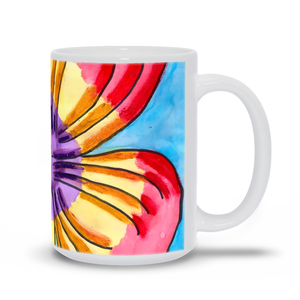 Dogwood Flower Mug