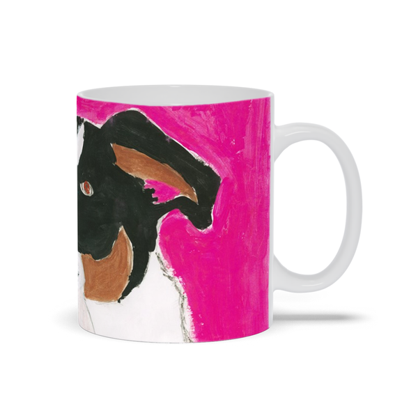 Lucky The Dog Mug