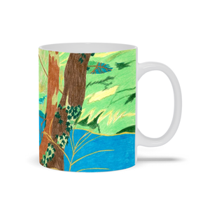 Peaceful River Mug