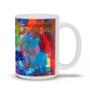 Courageous Colors Mug