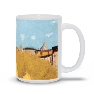Country Fall Day Mug