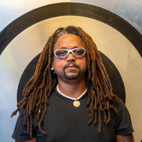 Artist and Musician Marcus E. Brown