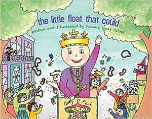 """The Little Float That Could"" Children's book by Yvonne Spear Perret"