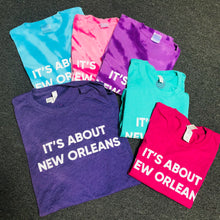 Load image into Gallery viewer, It's about New Orleans™ /Men's Crew Neck T-shirt