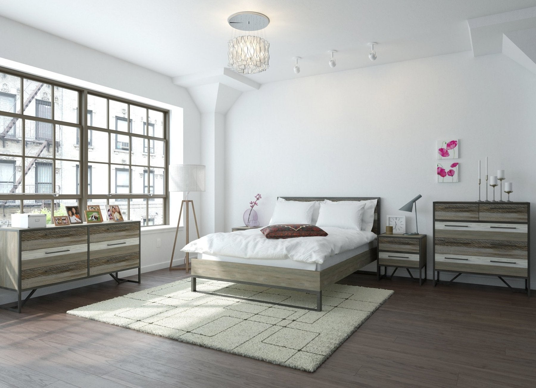 LH Imports bedroom collection