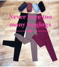 Load image into Gallery viewer, TUMMY TUCK LEGGING One size