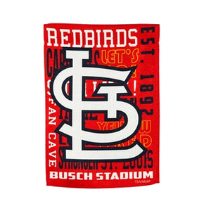 St Louis Cardinals, Fan Rules house flag