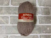 Load image into Gallery viewer, Patons classic wool yarn