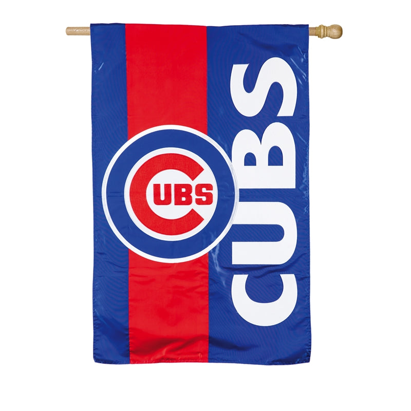 Chicago Cubs, Embellish Reg Flag
