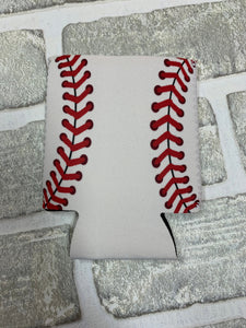 Baseball koozie blanks