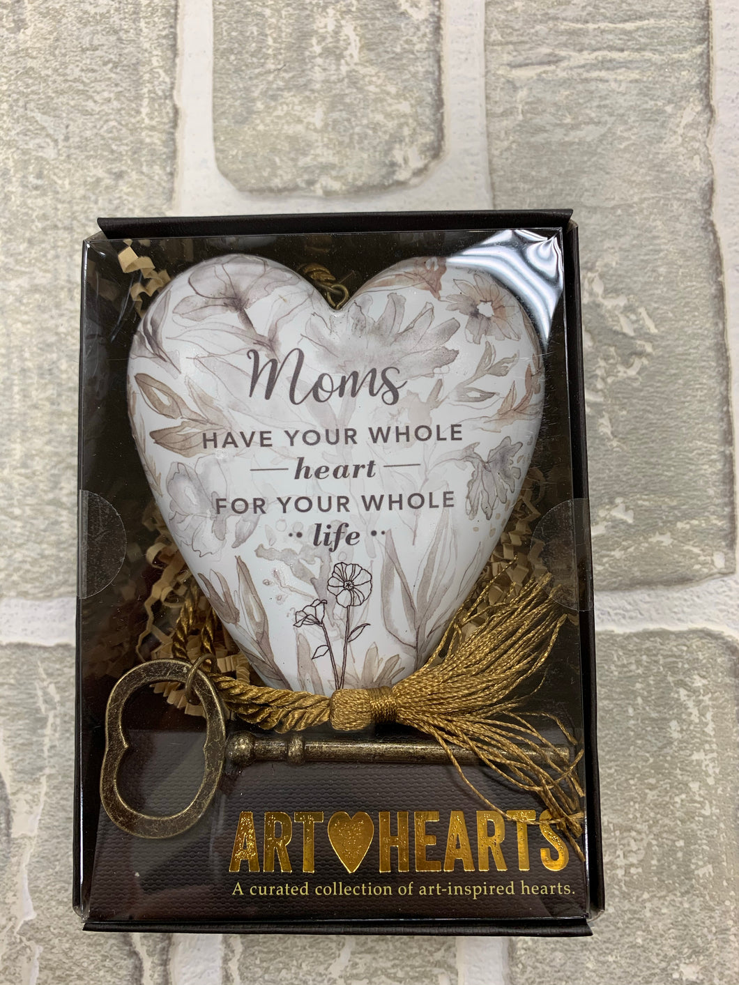 Moms have your whole heart keepsake box