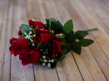 Load image into Gallery viewer, Red Rose Bud Bush