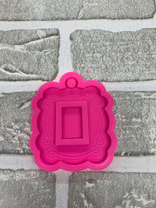 Picture frame mold