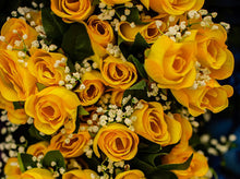 Load image into Gallery viewer, Yellow Rose Bud Bush