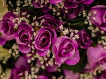 Load image into Gallery viewer, Lavender Rose Bud Bush