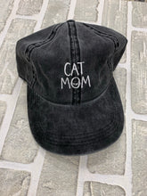 Load image into Gallery viewer, Cat mom hat