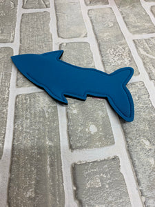 Shark popsicle holder blanks