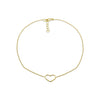 Gold Keeley Anklet