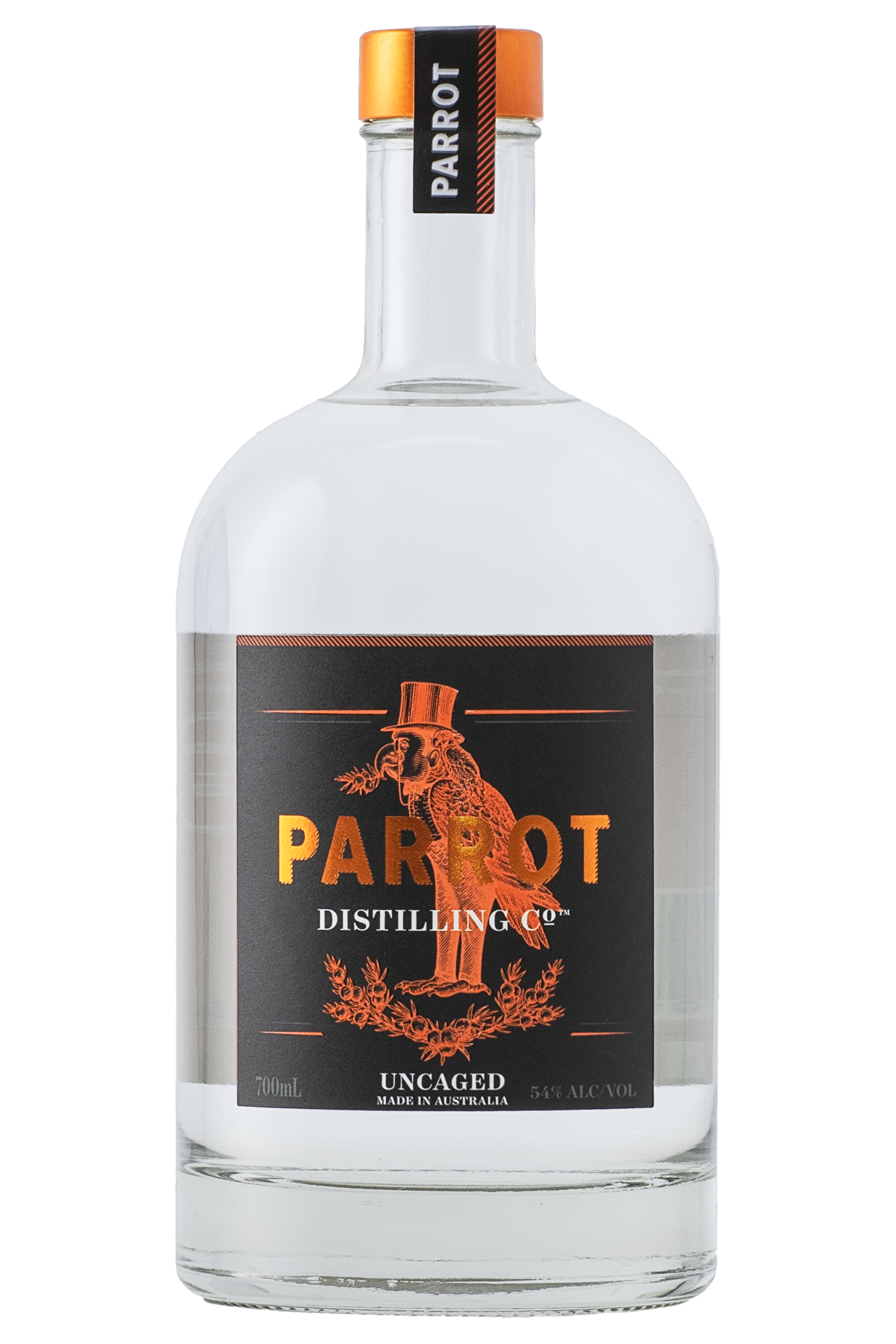 Parrot Distilling Co. 'Uncaged' OP Gin