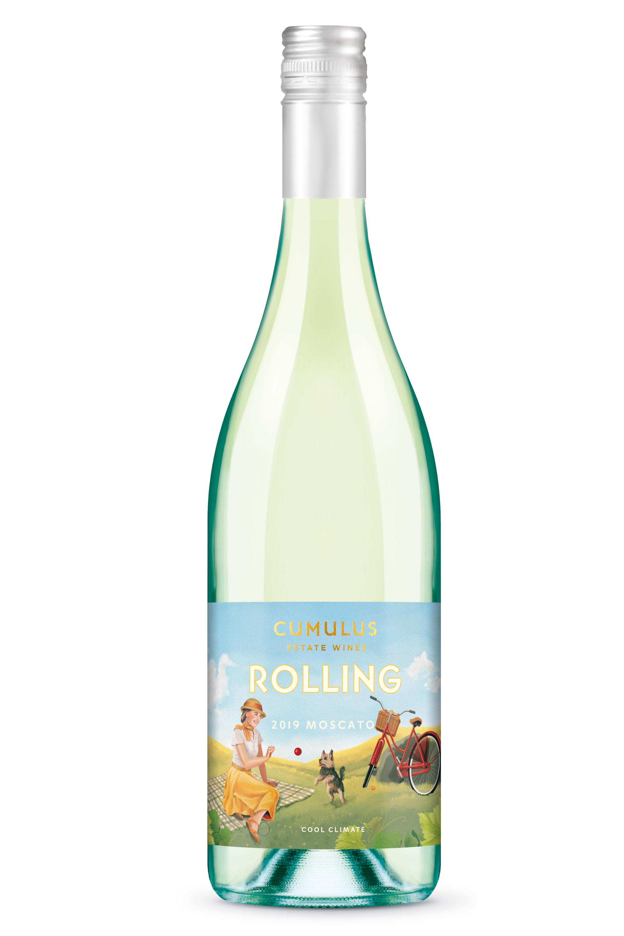 Rolling Moscato 750ml