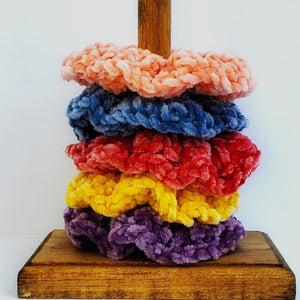 Scrunchie Holder