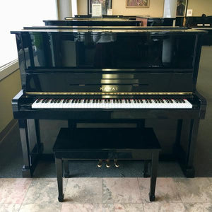 Large Selection of Certified Pre-Owned Kawai Uprights (48'', 49'', 52'')