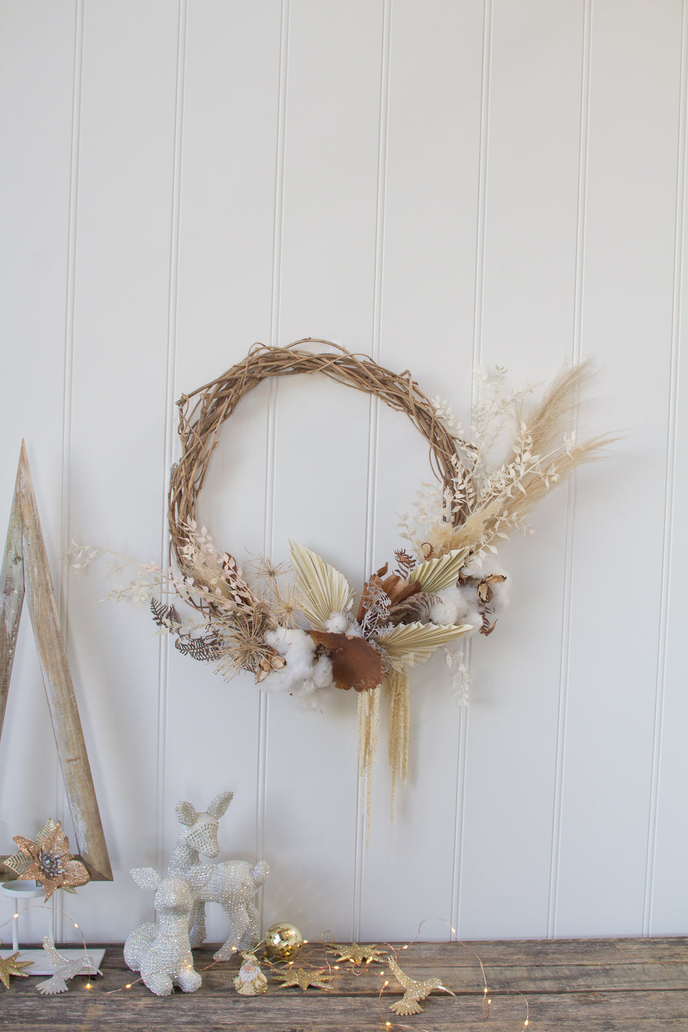 Boho Wreath Exact As Image