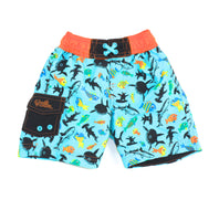 UV Skinz, boys swim trunks, boys swimwear