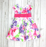 Jona Michelle, girls dresses, floral dress, fancy dress, party dress