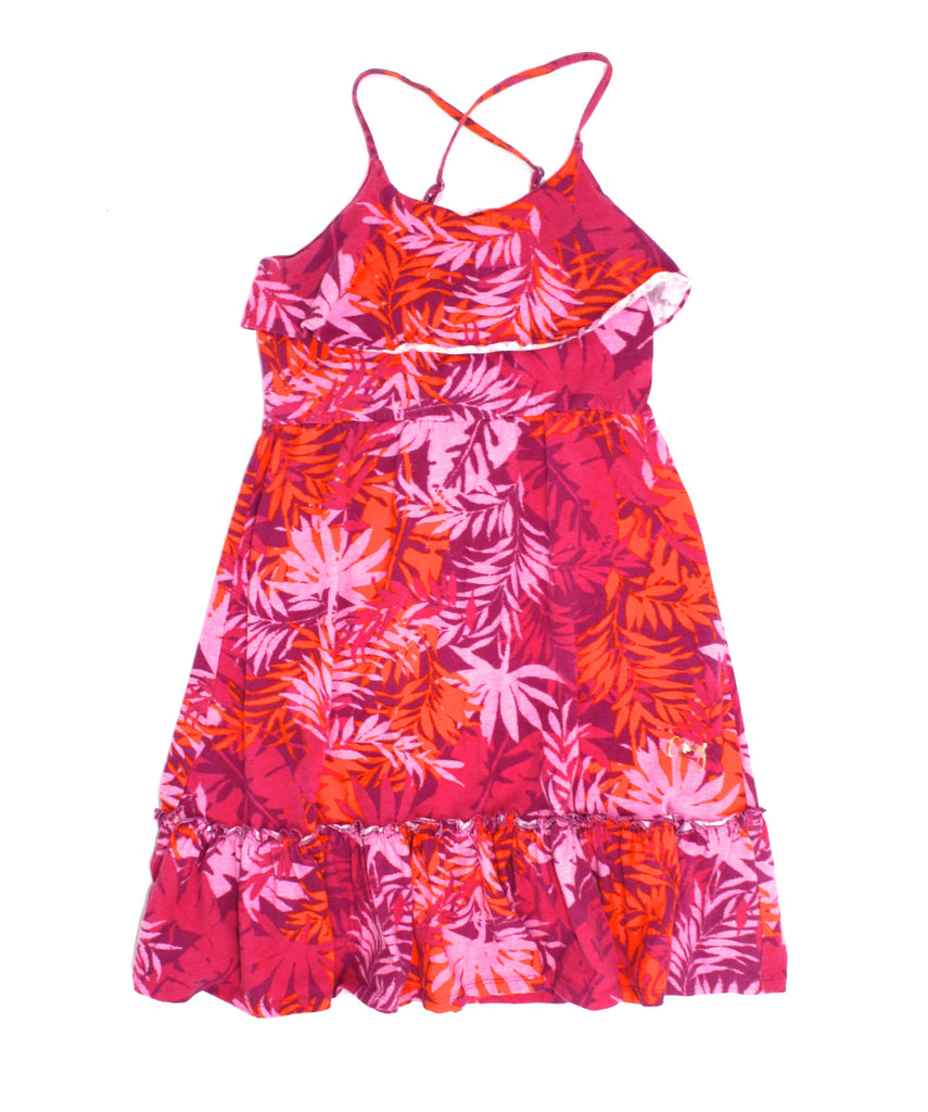sun dress, sundress, Juicy Couture dress, floral dress, summer dress