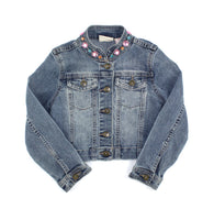 jean jacket, denim jacket, Zana Di jacket