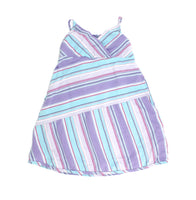 girls sundress, MEC dress, girls dress, summer dress for girls, striped dress