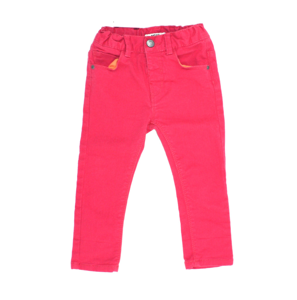 Mexx pants, Mexx girls, pink pants, skinny pants