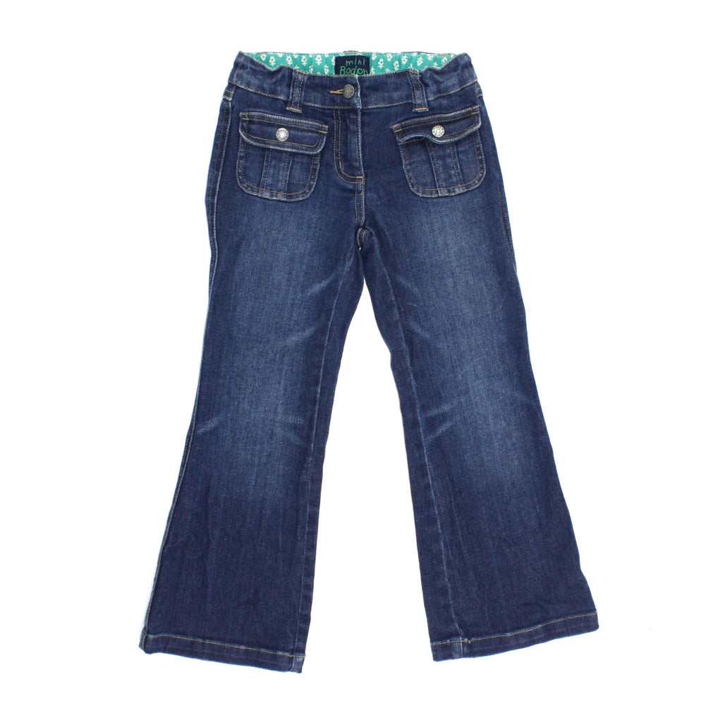 Mini Boden, girls jeans, Boden jeans, girls Mini Boden