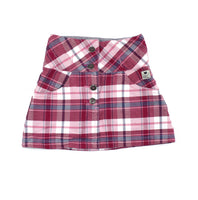 pink skirt, Souris Mini skirt, plaid skirt, skirt for girls, tartan skirt