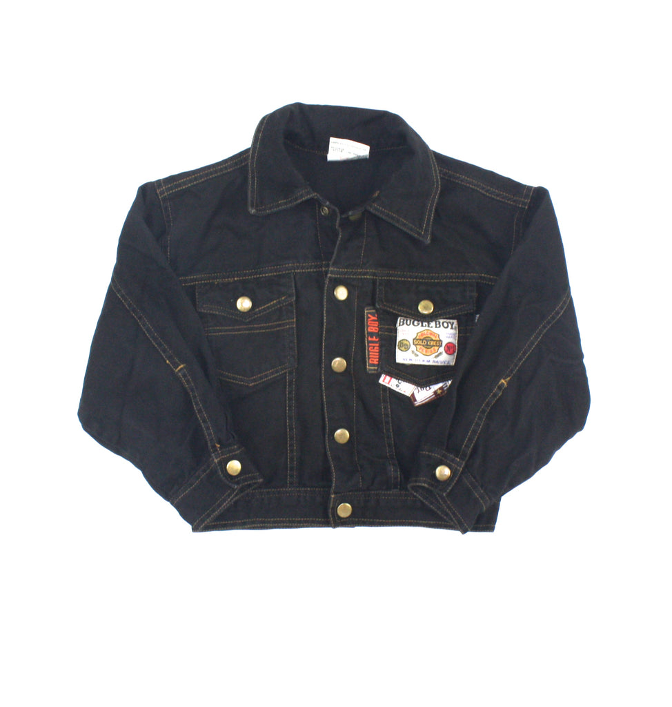Bugle Boy, denim jacket, denim jacket, jacket for boys