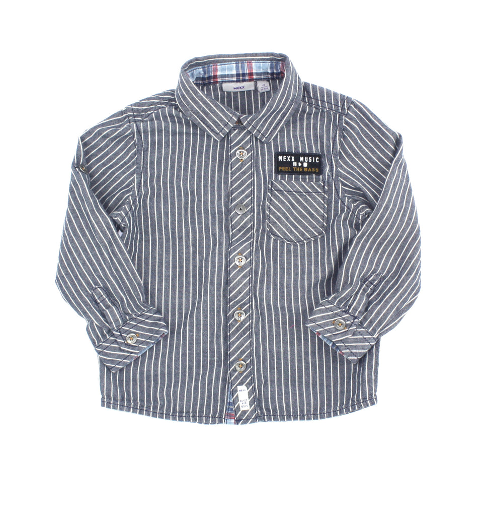Mexx shirt, chambray shirt, boys shirt