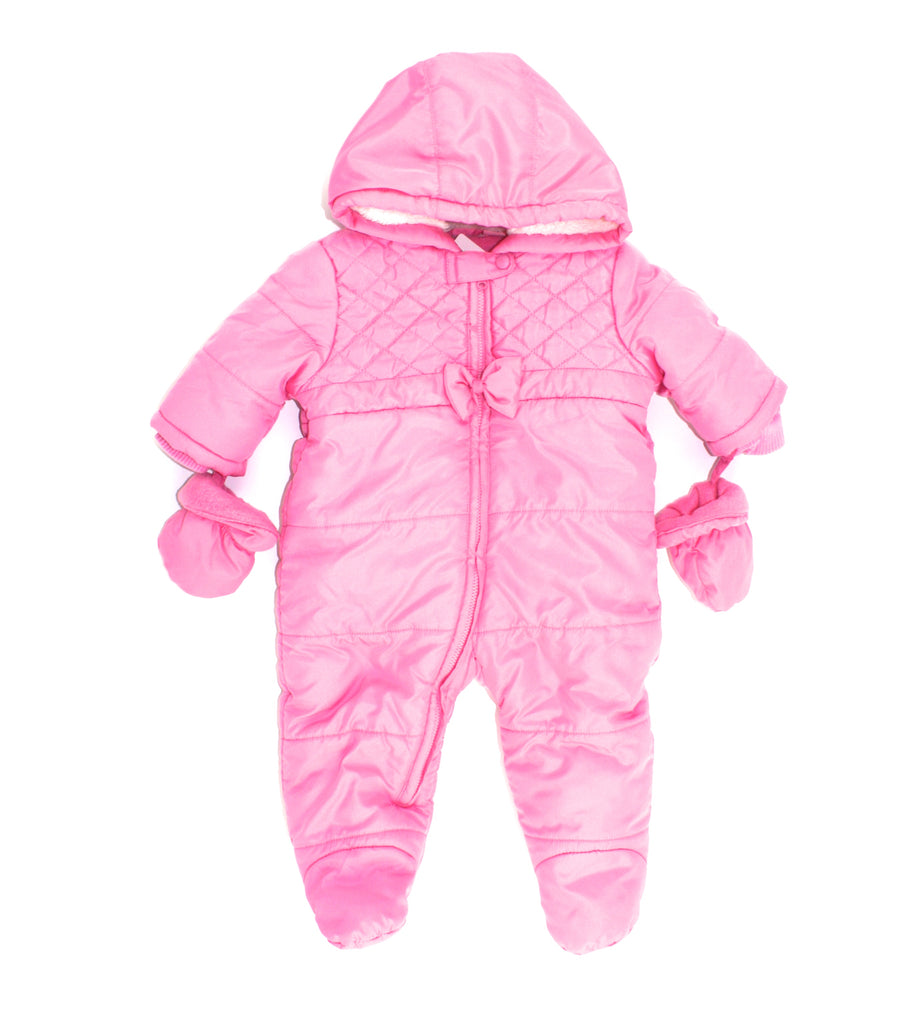 fall suit, baby outerwear, pink one-piece