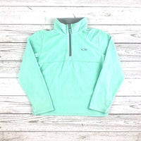 Champion sweater, Champion for girls, green sweater, fleece sweater