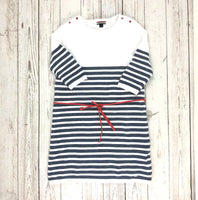 Tommy Hilfiger dress, nautical dress, striped dress, girls Tommy Hilfiger