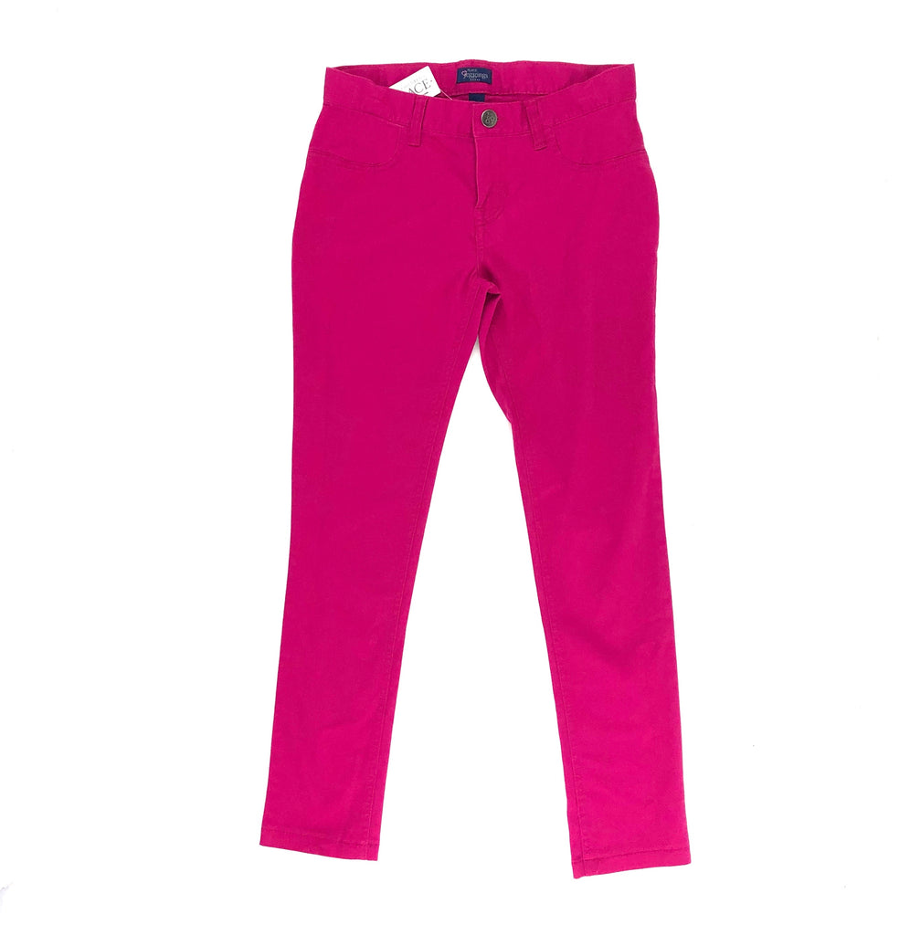Children's Place jeggings, girls jeggings, pink jeggings