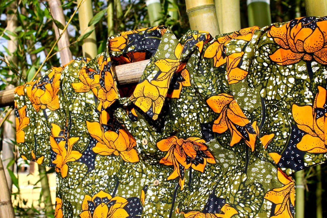 Maleo Shirt - Maleo - Flower Forest festival party colorful