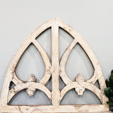 Arched Parisian Style Window