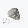 I pick you Guitar Pick