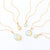 Opalite Necklace : October Birthstone