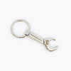 Wrench Bottle Opener Keychain : Handyman Gift