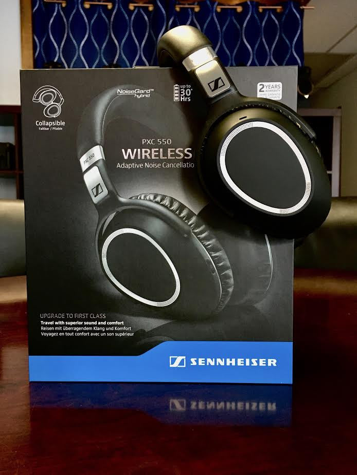 Sennheiser Wireless Noise Cancelling Headphones Review - The