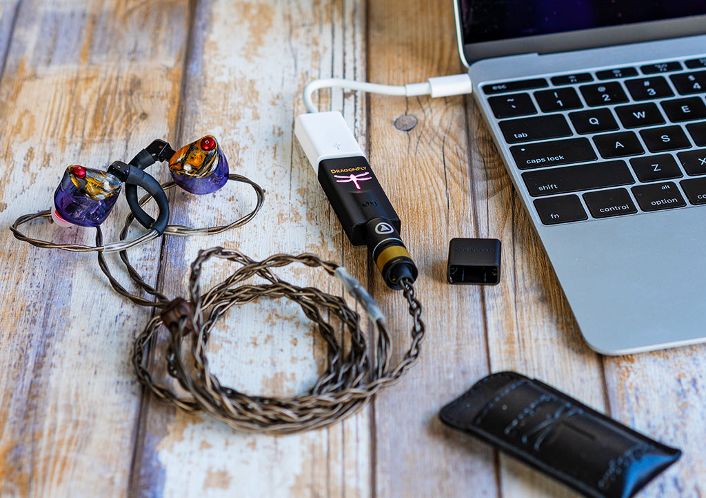 AudioQuest Dragonfly Black - USB DAC/Amp - Review headphonesdotcom
