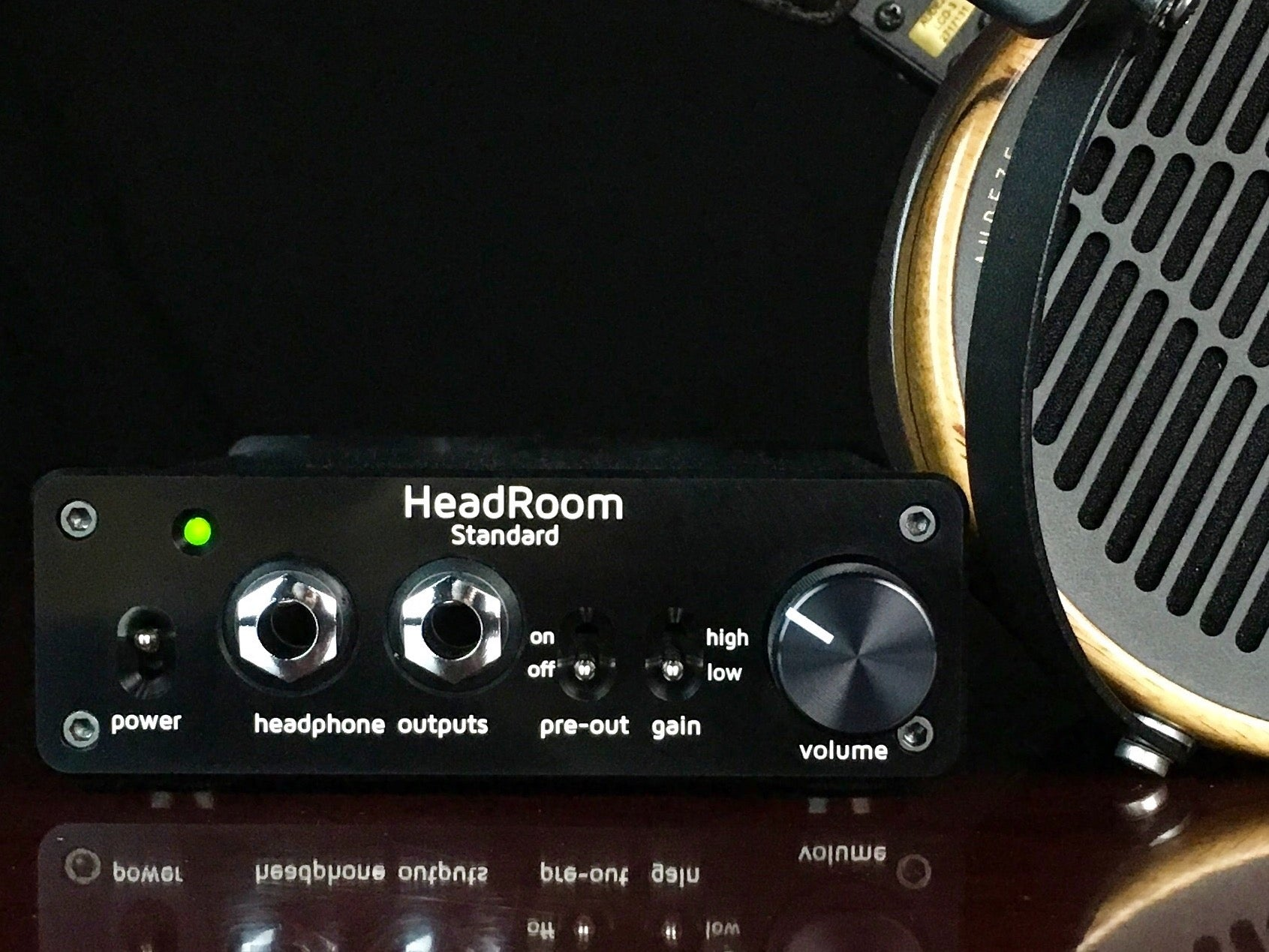 HeadRoom Standard Amp