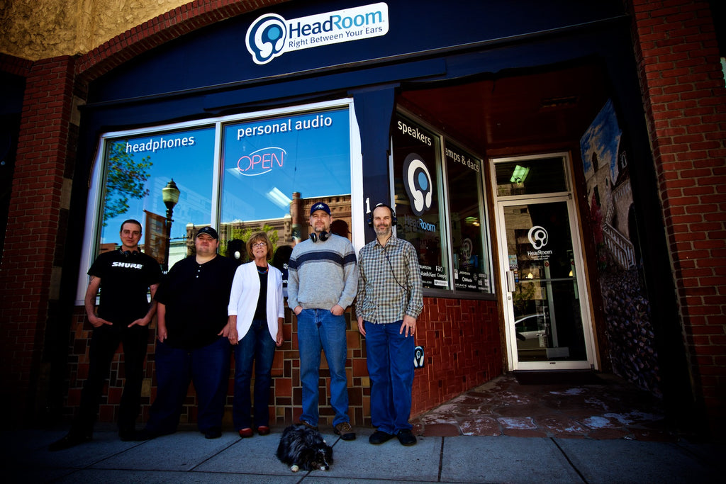 HeadRoom Team